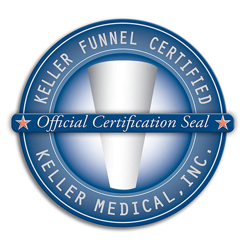 Keller Funnel Certifications Seal