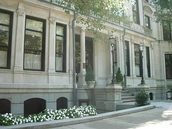 The Boston Center