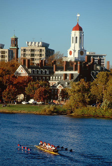 Cambridge on the Charles River