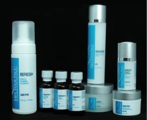 The Restore Line of Save Your Face Medical Skin Care Products