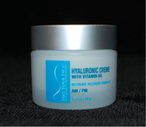 Save Your Face Hyaluronic Creme With Vitamin B5
